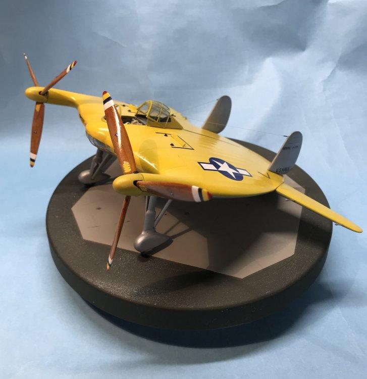 V-173 Flying Pancake Special Hobby SH48121 Lft Front.jpg